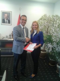 Türkiye'nin En Genç Milletvekili Aday Adayı Aydın'dan