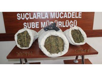 Uyuşturucu Tacirleri Aydın Polisinden Kaçamadı