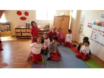 Bahçeşehir Koleji Anaokulu İle Edremit'te