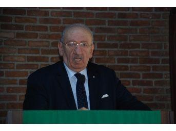 Edremit Ziraat Odası Yeni Meclisini Ve Yönetim Kurulunu Seçti