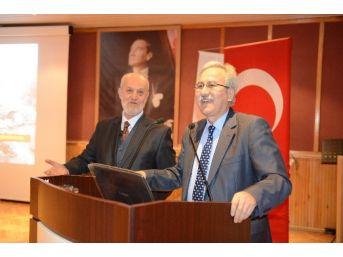 """Prof. Dr. Karagözoğlu: """"akıllı Telefonları Akıllı Kullanmak Lazım"""