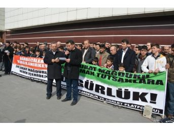 Bikap'tan, Tatvan'da 28 Şubat Basın Açıklaması
