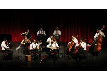 Dört Üniversitenin Öğretim Elemanlarından Oda Müziği Konseri