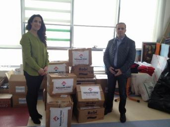 'minik Ayaklar Üşümesin Kampanyası'na Bursa Bahçeşehir Koleji'nden Anlamlı Destek