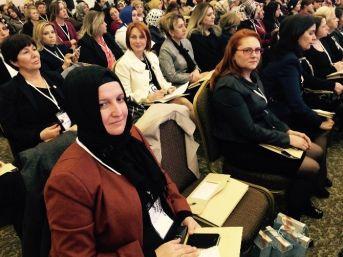 Edirne Belediye Başkanı Gürkan, Bm Toplantısında Kadınlar İçin Projelerini Anlattı
