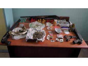 Edirne'De Uyuşturucu Operasyonu: 10 Tutuklama...