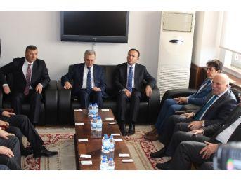 Adalet Bakanı Bozdağ'dan 'fethullah Gülen' Açıklaması