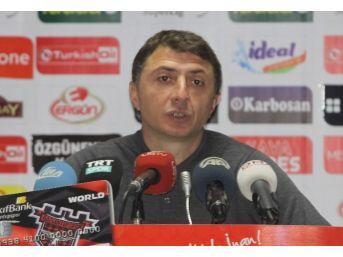 Gaziantepspor - Kasımpaşa Maçının Ardından