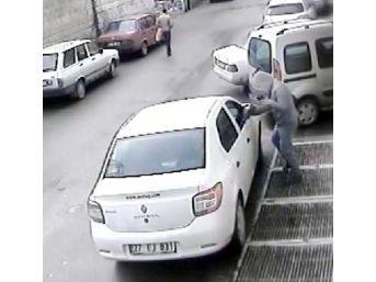 Otomobillerden Hırsızlık Yapan Şüpheli Tutuklandı