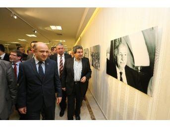 Necmettin Erbakan Vefatının 4'üncü Yılında Anıldı