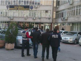 Yabancı Uyruklu Gaspçılar Yakalandı