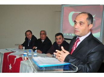 Yargı Ve Güvenlik Muhabirleri Derneği Başkanı Mehmet İnmez Oldu