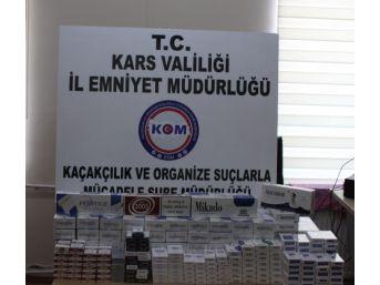 Sigara Kaçakçılarına Darbe