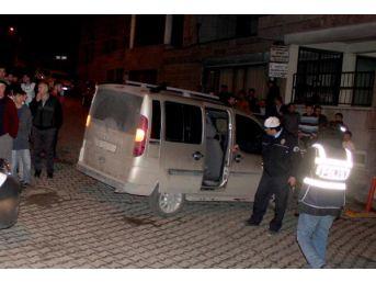 Alkollü Sürücü Polis Barikatında Yakalandı