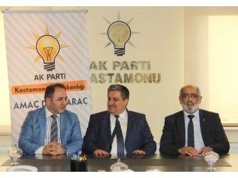 Murat Demir, Ahmet Namlı İle Görüştü