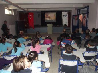 Öğrenciler Obeziteye Karşı Çizgi Filmle Bilinçlendirildi