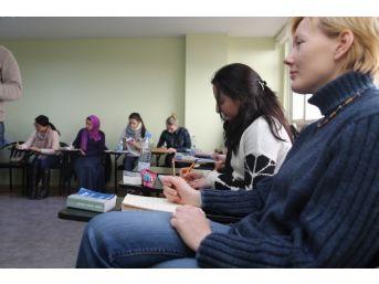 Ko-mek'ten Yabancılara Türkçe Kursu