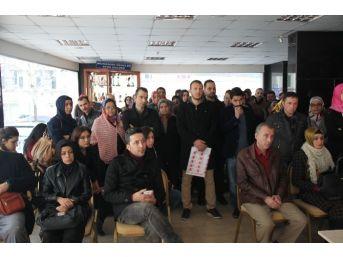 Konya Smmmo'da Mülakat Heyecanı