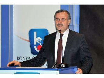 Konya'ya Teknoloji Geliştirme Bölgesi Kazandırılıyor