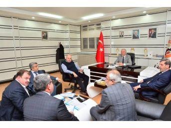Kükab, Başkan Saraçoğlu Başkanlığında Altıntaş'ta Toplandı