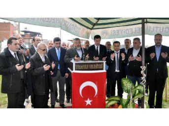 Turgutlu'da 'hocalı Şehitleri' Anısına Park Açıldı
