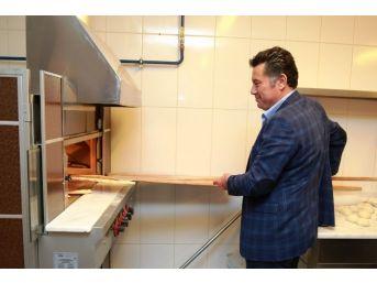 Bodrum Belediye A.ş. Yelken Restoran Ve Cafe Açıldı