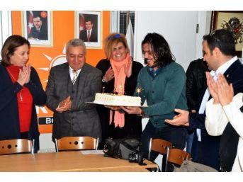 Bodrum'dan Ustasına Doğum Günü Partisi