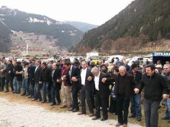 Uzungöl'de Kar'sız Festival