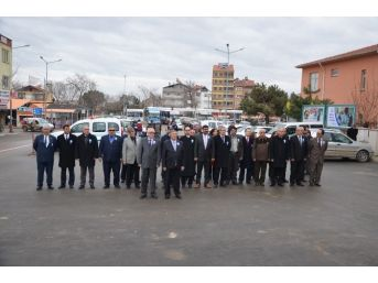 Eşme'de Vergi Haftası Kutlamaları