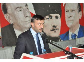 Mhp Uşak İl Başkanından Süleyman Şah Türbesi Açıklaması
