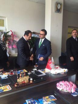 Ak Parti Van Milletvekili Aday Adayı Fidan'dan İlçelere Ziyaret