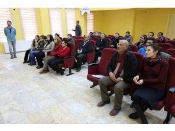 Edremit'te 'iş Sağlığı Ve Güvenliği' Eğitimi