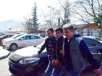 Anahtar Uydurup Otoparktan Motosiklet Hırsızlığına Karıştı