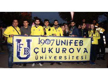 Fenerbahçe Adana'da