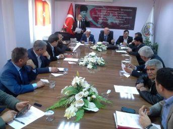Karaisalı, Türkistan İlçesi İle Kardeş Şehir Oluyor
