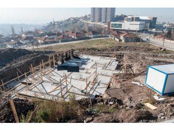 5 Sağlık Merkezi Ve 2 Caminin Temelleri Törenle Atılıyor