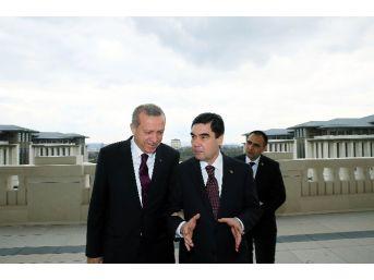 Erdoğan-berdimuhamedov Ortak Basın Toplantısı