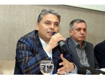 Başkan Uysal, Milletvekili Aday Adayları İle Bir Araya Geldi
