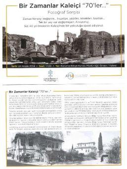 Kepez'de Kaleiçi Sergisi Yeniden Açılıyor