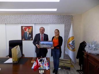 Başkan Uzun, Antalyalı Turizmcileri Ağırladı