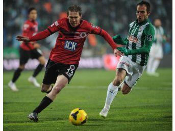 Bursaspor Ve Gençlerbirliği Kupada 4. Kez Buluşuyor