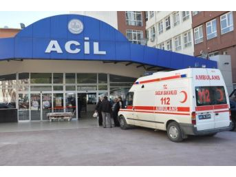 Okul Sütünü Içen 20 Ilkokul Öğrencisi Hastanelik Oldu (2)- Yeniden