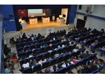 Düzce Belediyesi Okullar Arası Bilgi Yarışması Devam Ediyor