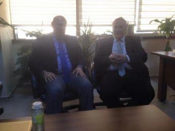 Milletvekili Aday Adayı Türkyılmaz Ziyaretlerine Devam Ediyor