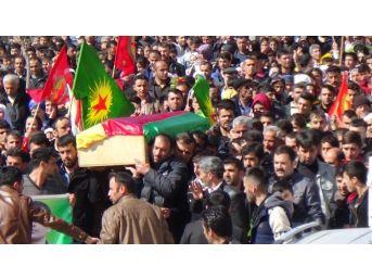 Ypg'li Çivi, Hakkari'de Toprağa Verildi