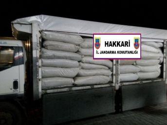 Yüksekova'da 3 Ton 348 Kilo Çay Ele Geçirildi