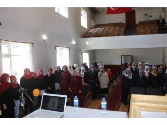 Azdavay'da Kadınlar Günü Konferansı Düzenlendi