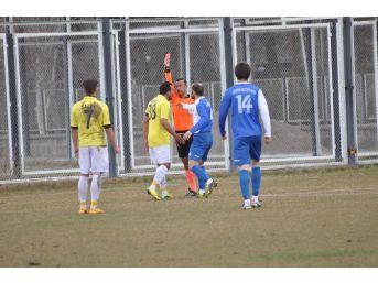 Deplasmanlı Bölgesel Amatör Lig 6. Grup'ta Erteleme Maçı Oynandı