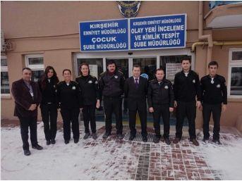 Kırşehir Polisinden Eğitim Semineri