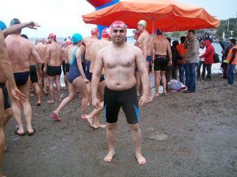 Akşehirli Yüzücüden İyi Derece